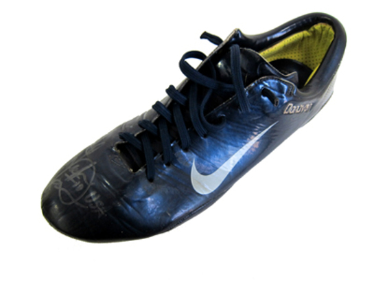 Landon Donavan Game-Worn Soccer Cleats