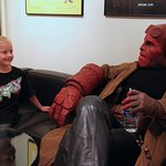 Ron Perlman Returns To Hellboy For Make-A-Wish