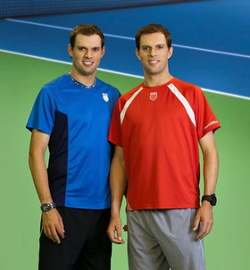 Bob and Mike Bryan to Headline the 2012 Esurance Tennis Classic.