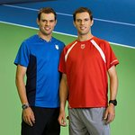 Bryan Brothers To Play Charity Tennis