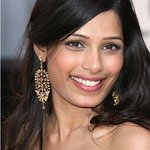 Freida Pinto Hosts DJ Night To Support The 10 x 10 Global Campaign To Educate Girls