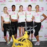 Victoria's Secret Angels Host Supermodel Cycle To Benefit Charity