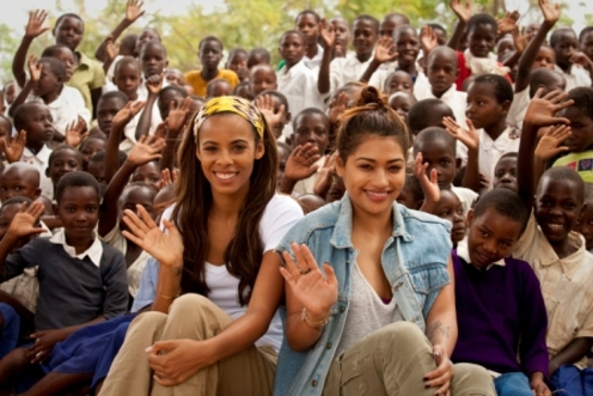 The Saturdays in Tanzania
