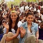 The Saturdays Visit Tanzania With Comic Relief