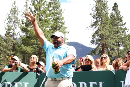 Korbel Celebrity Spray-Off Champion