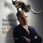 Morrissey Has Homeless Animals On His Mind