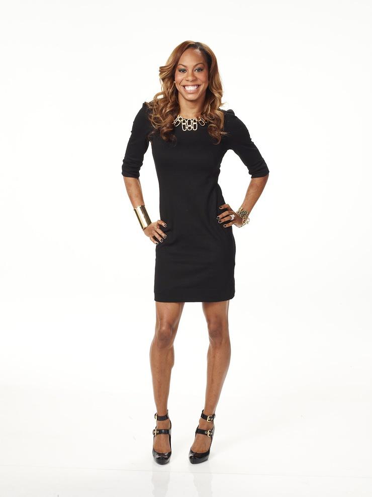 Olympian Sanya Richards Ross