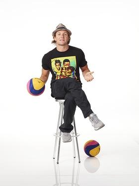 Olympian Tony Azevedo