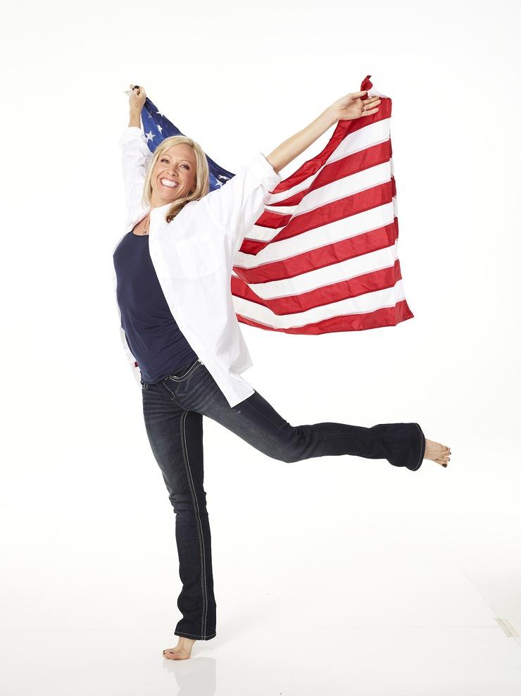 Olympian Dotsie Bausch