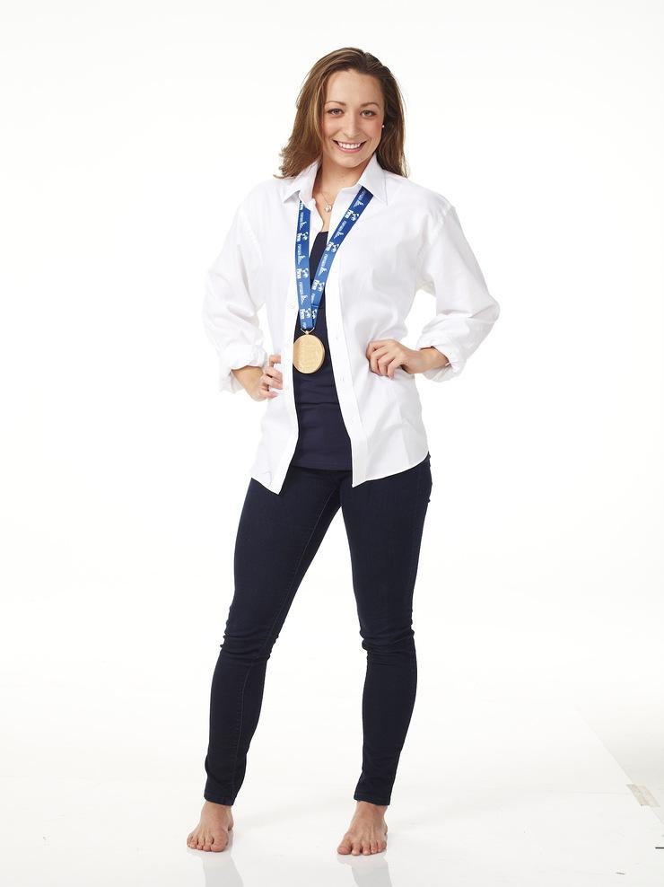 Olympian Ariana Kukors