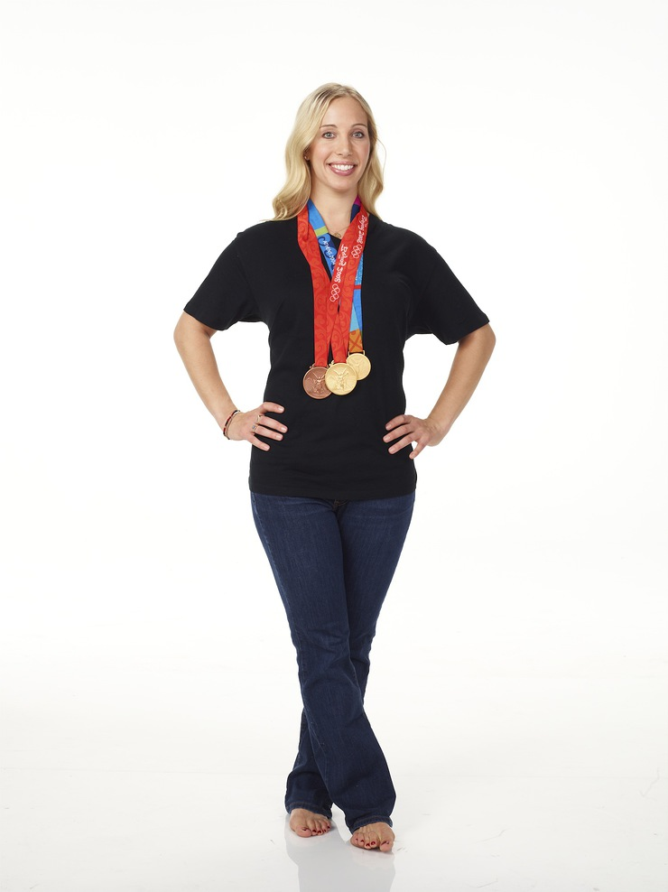 Olympian Mariel Zagunis