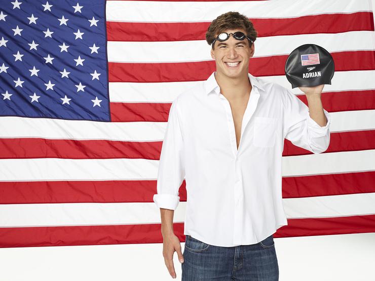 Olympian Nathan Adrian