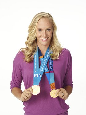 Olympian Dana Vollmer