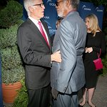 Morgan Freeman Attends Star-Studded Oceana SeaChange Party