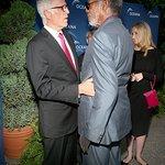 Morgan Freeman Attends Star-Studded Oceana SeaChange Party