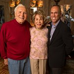 Kirk Douglas Presents $20 Million Gift To MPTF Campaign