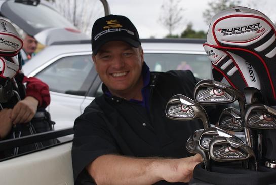 Mikey Graham Celebrity Golf