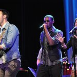 Kris Allen Performs At Scholarship Concert