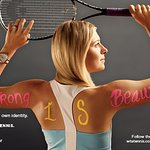 Stars Back Women's Tennis Campaign