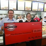 Skateboarder Ryan Sheckler Teams With Boston Market For Charity