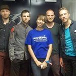 Coldplay Grants Wish To Sick Teen
