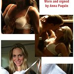 Kristin Bauer Auctions Anna Paquin's Bra For Charity