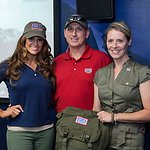 Eve Torres Wins Stars Earn Stripes For USO