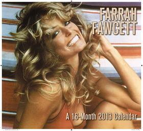 Farrah Fawcett Calendar