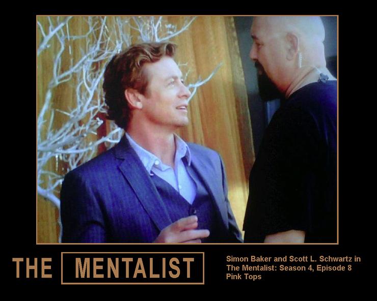 Scott L. Schwartz on The Mentalist
