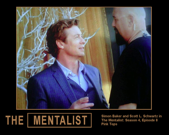 Scott L. Schwartz on The Mentalist