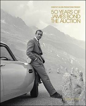 James Bond Auction