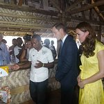 Photos: William And Kate Visit World Vision In The Solomon Islands