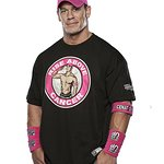 John Cena And WWE Get In The Ring Against Breast Cancer