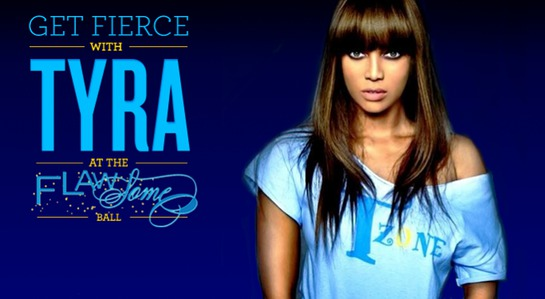 Get Fierce with Tyra Banks