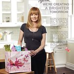 CSI's Marg Helgenberger Stands Up To Cancer With The Safeway Foundation
