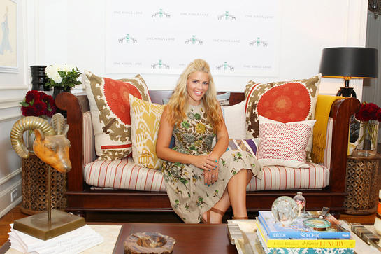 Busy Philipps Unveils Charity Sale for One Kings Lane Sale, Benefitting The Art of Elysium.