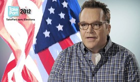 Tom Arnold and TakePart