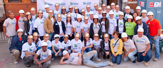 Broadway Stars Come Together For Habitat NYC