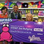 Nick Cannon And Nerds Unite To Stomp Out Bullying