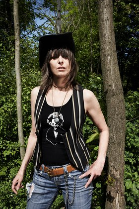Animal Activist Chrissie Hynde