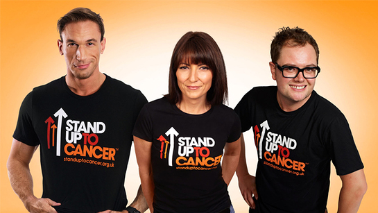 Stand Up 2 Cancer in the UK