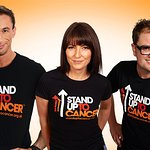 Stars Stand Up To Cancer In The UK