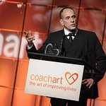Nestor Serrano Honored At CoachArt Gala Of Champions