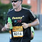 Will Ferrell Runs Half Marathon Benefiting ASPCA