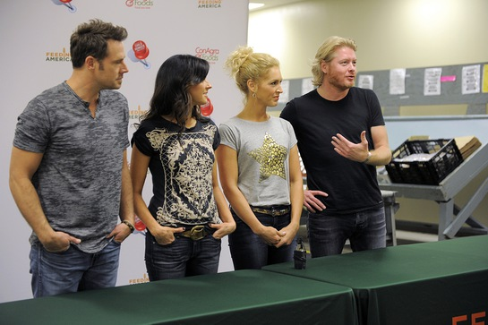 Little Big Town at Feeding America Tampa Bay