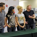 Little Big Town Helps Feeding America In Tampa Bay