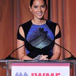 Maria Shriver And Olivia Munn Attend Courage In Journalism Awards