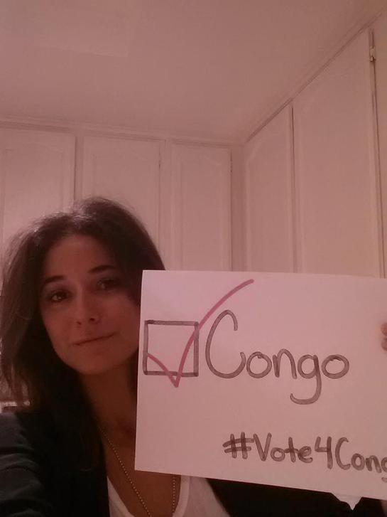 RHFC Activist Emmanuelle Chriqui
