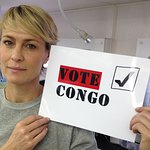Emmanuelle Chriqui And Robin Wright Support New Campaign Urging U.S. To Make Congo A Priority
