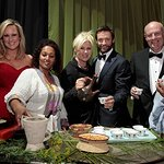 Hugh Jackman Attends World Vision Gala In Australia